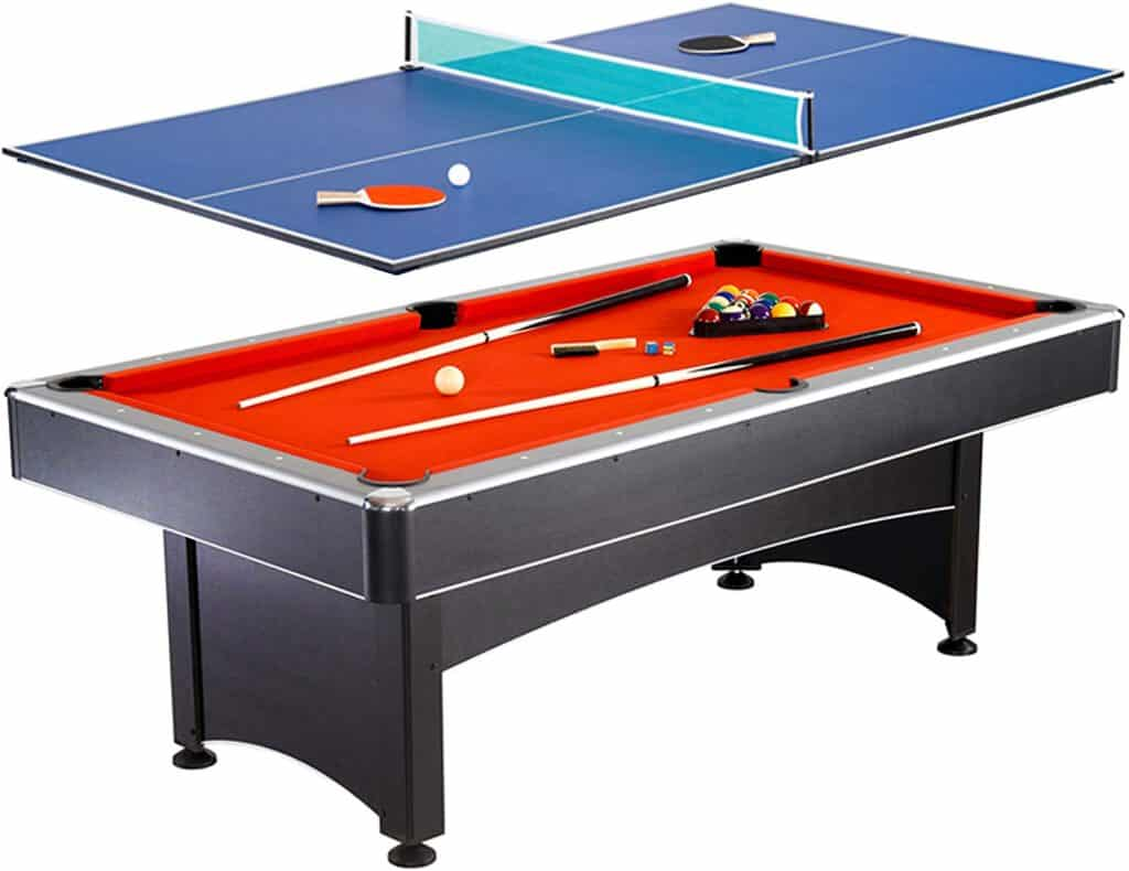 Hathaway Spartan 6′ Pool Table