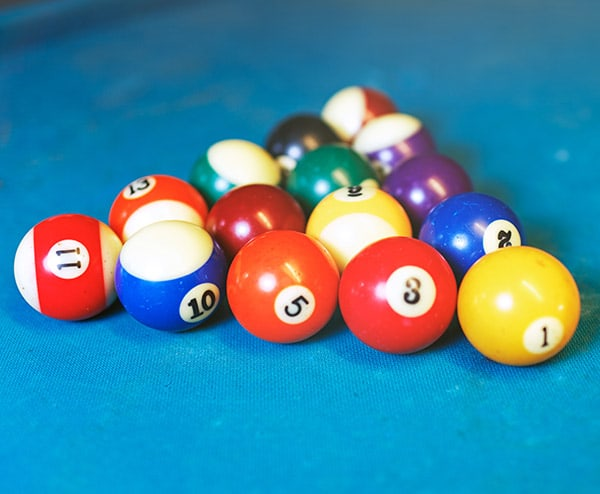 best billiard balls