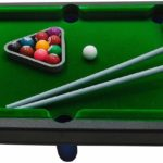 Mozlly Tabletop Pool Table