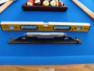 level pool table
