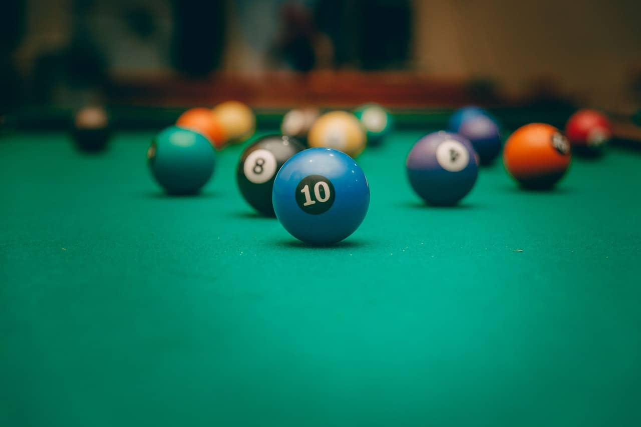 how to play Cutthroat Pool