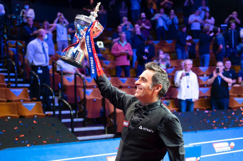Ronnie o Sullivan net worth